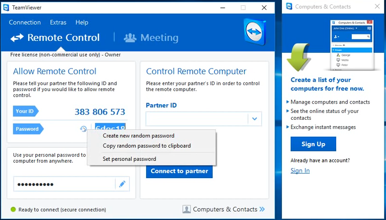Узнайте подробнее о программе TeamViewer для самой популярной ОС в мире - Windows